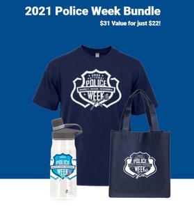 2021 Police Week bundle